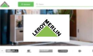 Личный кабинет Leroy Merlin